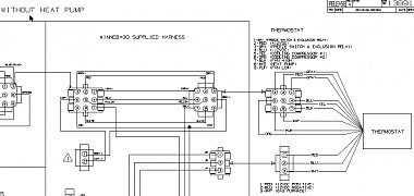 Click image for larger version  Name:2004 Thermostat Wiring Diagram - Basement AC without HP.jpg Views:28 Size:138.6 KB ID:172619
