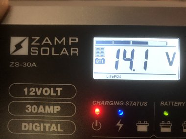 Wrong Manual For Zamp Solar Charger Winnebago Owners Online Community