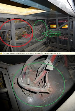 Click image for larger version  Name:Starter Solenoid & CAPS Access.jpg Views:25 Size:167.5 KB ID:175481