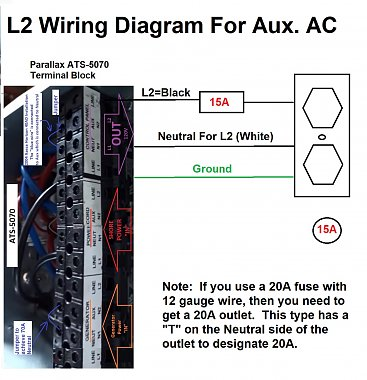 Click image for larger version  Name:L2 Wiring Diagram For Aux AC (Circuit #2) At ATS.jpg Views:14 Size:337.9 KB ID:178893