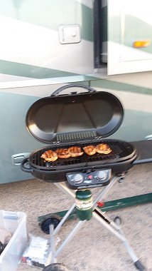 Click image for larger version  Name:2 Coleman Folding Grile with Cast Iron.jpg Views:15 Size:73.9 KB ID:179533