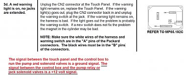 Click image for larger version  Name:1 Troubleshooting - No Jacks Extend + Red Warning Light is on.jpg Views:6 Size:264.1 KB ID:180360