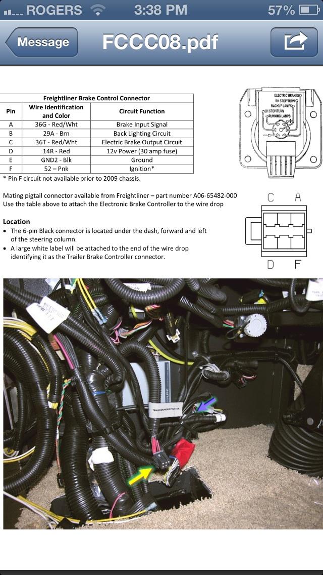 Trailer brake controller - Winnebago Owners Online CommunityWinnebago Owners