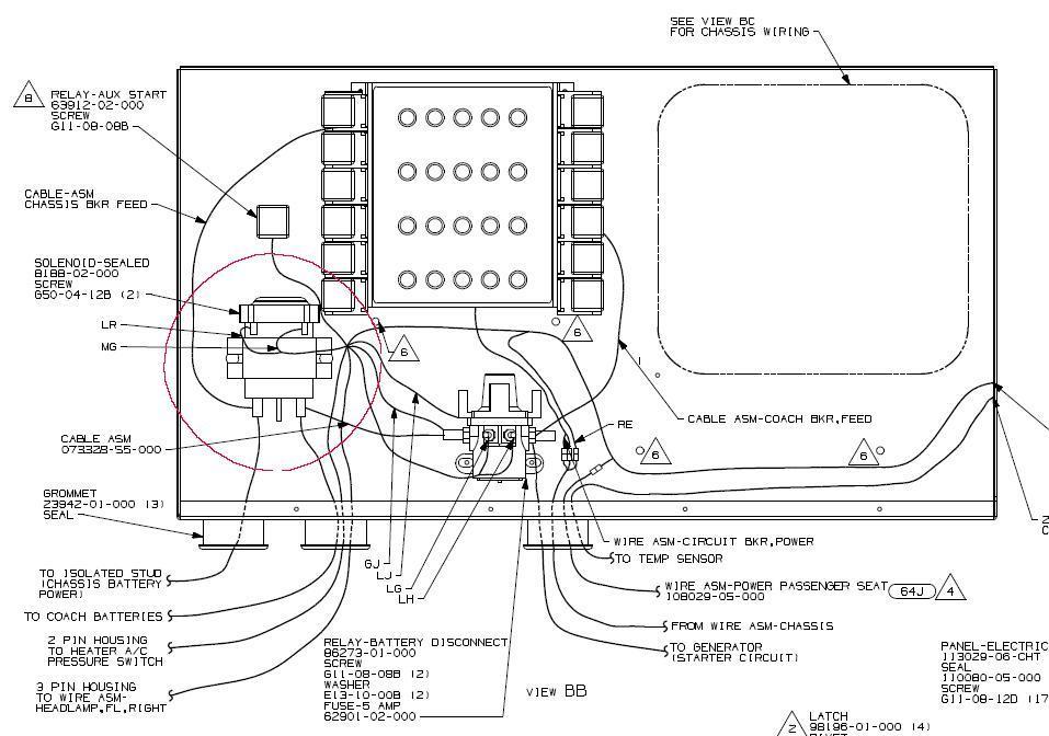 Thor 2 Wiring Diagram Thor Battery Diagram Wiring Diagram