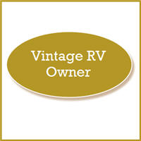 This group is for owners of Vintage RVs. If you own a Vintage RV we invite you to come join our group!