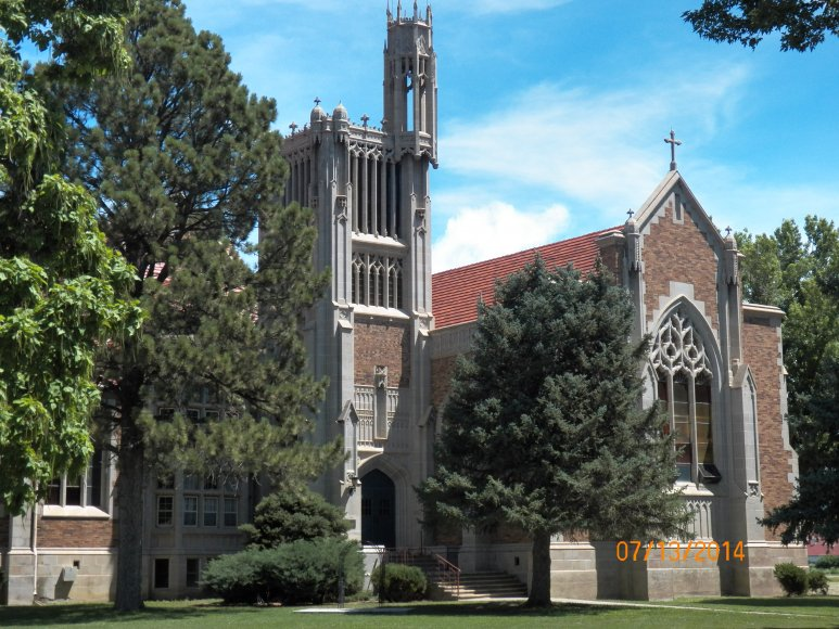 Holy Cross Abbey, Canon City, CO.