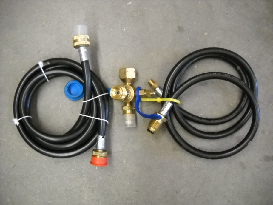 Extend-A-Stay kit.  Note: will not use the manifold as supplied.