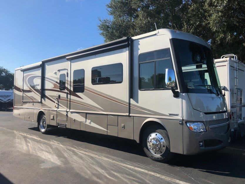 "2016 Adventurer 37F....yes it is really a 2016 model! I checked the label, which is also part of this album. It clearly says ""2016 Adventurer"" on it. So, does the Title...."